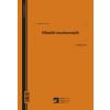 Előadói munkanapló 20 lapos füzet A/4 álló