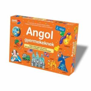 Noris Angol gyerekeknek II. rész