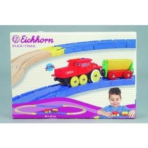 Eichhorn vonatszett mozgó úttal
