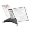 Bemutató tábla tartó Durable Sherpa bővítő asztali 10 db táblához
