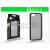 Gecko Apple iPhone 5 hátlap képernyővédő fóliával - Gecko Vision - black