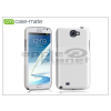 CASE-MATE Samsung N7100 Galaxy Note II hátlap - Case-Mate Barely There - white