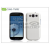 CASE-MATE Samsung i9300 Galaxy S III hátlap - Case-Mate Barely There - white