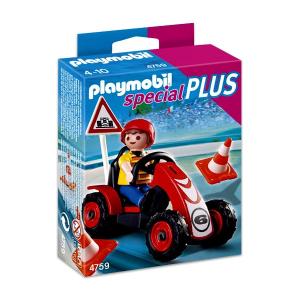 Playmobil Gokartozó kisfiú - 4759