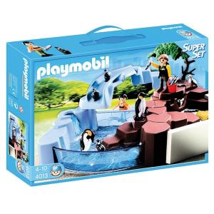 Playmobil Szuper pingvin show szett - 4013