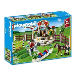 Playmobil Díjugratás győzelmi emelvénnyel - 5224