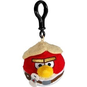 Rovio STAR WARS - Angry Birds hátitáska klip, Luke