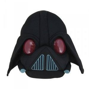 Rovio STAR WARS - Angry Birds, plüss, 20 cm, Darth Vader