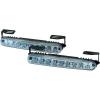 Conrad DINO, LED-es helyzetjelző lámpák, 24 db LED, (Sz x Ma x Mé) 160 x 25 x 40 mm