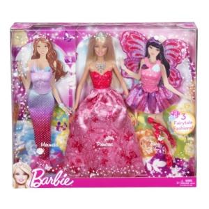 Barbie Tündérmese szett