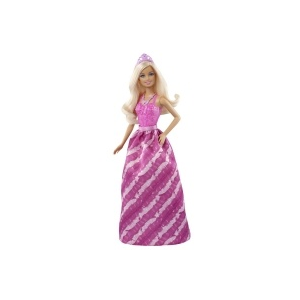 Mattel Barbie Tündérmese hercegnő baba, rózsaszín