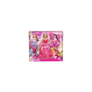 Mattel Barbie Tündérmese szett