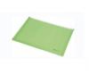 PANTA PLAST Irattartó tasak, A4, PP, cipzáras pasztell zöld irattartó