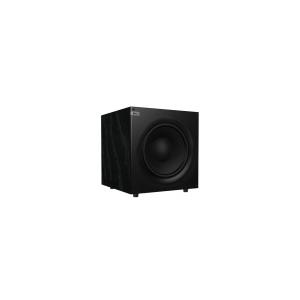 Kef Q400b aktív, zárt mélysugárzó, fekete színben