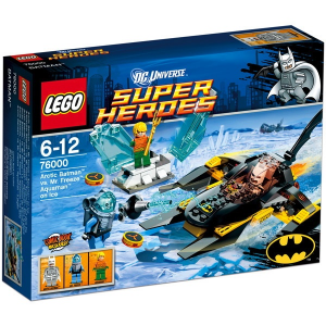 LEGO Super Heroes - Batman és Mr. Fagy 76000