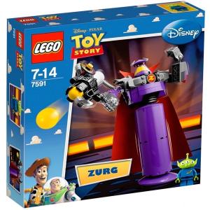 LEGO Toy Story - Építs egy Zurgot 7591