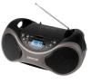 Sencor SPT225 hordozható cd és kazettás rádió hangszóróval
