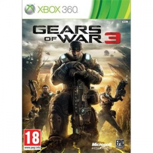 Microsoft Gears of War 3 - XBOX 360