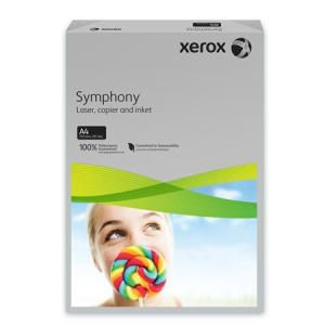 Xerox Symphony színes másolópapír, A4, 80 g, szürke (közép) 500 lap/csomag