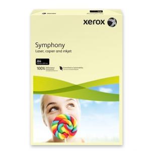 Xerox Symphony színes másolópapír, A4, 160 g, csontszín (pasztell) 500 lap/csomag