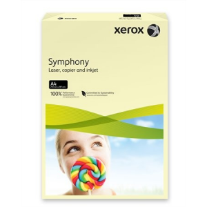Xerox Symphony színes másolópapír, A4, 80 g, csontszín (pasztell) 500 lap/csomag