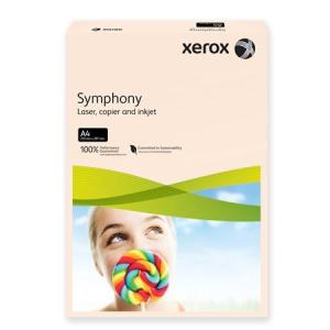 Xerox Symphony színes másolópapír, A4, 80 g, lazac (pasztell) 500 lap/csomag