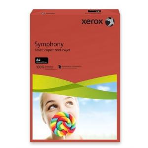 Xerox Symphony színes másolópapír, A4, 80 g, sötétpiros (intenzív) 500 lap/csomag