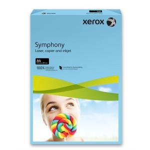 Xerox Symphony színes másolópapír, A4, 160 g, sötétkék (intenzív) 500 lap/csomag