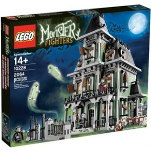 LEGO Monster Fighters - Kísértet ház 10228