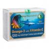 Dr Chen Omega-3 + E-vitamin kapszula - 30db