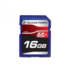 Silicon Power SD 16GB