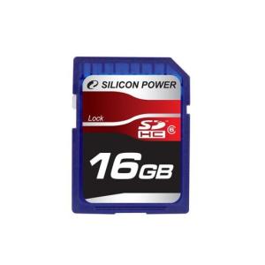 Silicon Power SD CARD 16GB SILICON POWER CL10