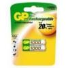 GP NiMH 1000mAh 2db/blister mikro ceruza (AAA) akku