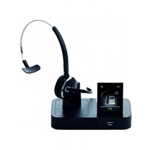 JABRA PRO 9460 Multiuse connectivity: desk and softphone, Touch screen base with