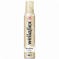 Wella flex - Sensitive Hajhab 200 ml női hajformázó