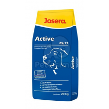 Josera Josera Adult Active 20 kg kutyaeledel