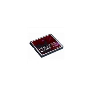 Kingston Kingston 16GB ultimate compact flash memóriakártya (266x)