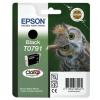 Epson T07914010 Tintapatron StylusPhoto 1400 nyomtatóhoz, EPSON fekete, 11ml