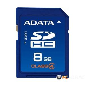 ADATA ADATA 8GB SD (SDHC Class 4) (ASDH8GCL4-R) memória kártya
