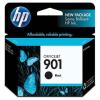 HP CC653AE Tintapatron OfficeJet J4580, 4660, 4680 nyomtatókhoz, HP 901 fekete, 200 oldal