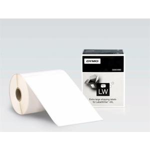 DYMO Etikett, LW nyomtatóhoz, 104x159 mm, 220 db etikett, DYMO