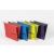 """REXEL Függőmappa, karton, A4, környezetbarát, REXEL """"Multifile Plus"""", vegyes"""