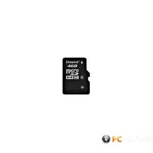 Kingston 4GB SD micro (SDHC Class 4) (SDC4/4GBSP) memória kártya