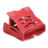 "FELLOWES Notebook állvány, FELLOWES ""Earth Series™"", piros"
