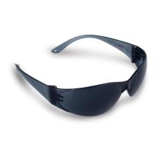 """. Védőszemüveg, sötétített, fényvédő lencsével, """"Pokelux"""", fekete"""