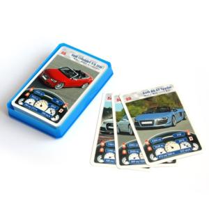 Piatnik Audi autók technikai kártyajáték