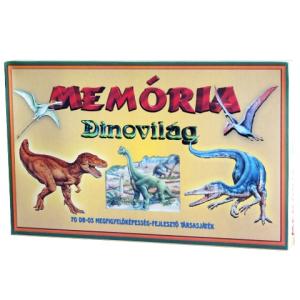 Magyar Gyártó Keresd a párját dinós memória játék