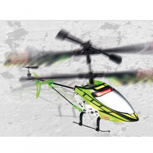 Carrera : RC Green Chopper távirányítós helikopter