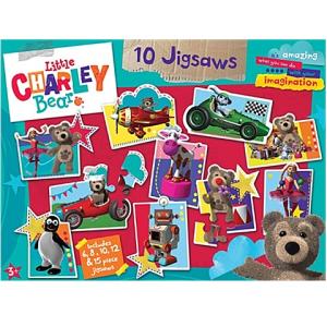Vivid Charley Mackó 10 az 1-ben puzzle