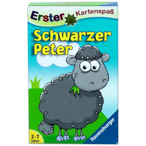 Ravensburger Fekete Péter farm